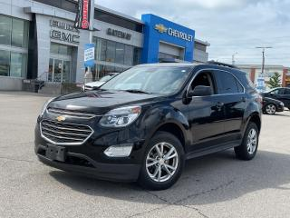 Used 2017 Chevrolet Equinox LT / AUTOMATIC / REMOTE STARTER / BLUETOOTH / for sale in Brampton, ON