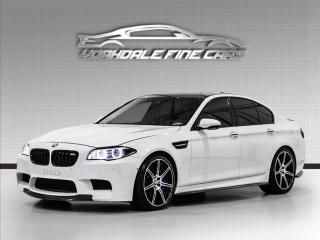 Used 2015 BMW M5 Competition Package, Bang & Olufsen, Loaded for sale in Concord, ON