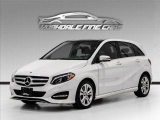 Used 2018 Mercedes-Benz B-Class B 250 4MATIC Sports Tourer Navigation, Camera, Panoramic for sale in Concord, ON