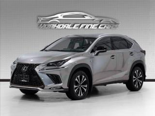 Used 2018 Lexus NX NX 300 F Sport AWD Sunroof, Camera, Low Mileage for sale in Concord, ON