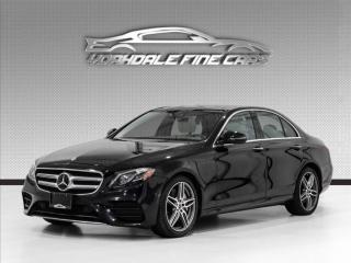 Used 2018 Mercedes-Benz E-Class E 400 4MATIC Intelligent Drive Pkg, Head Up Display, Loaded for sale in Concord, ON