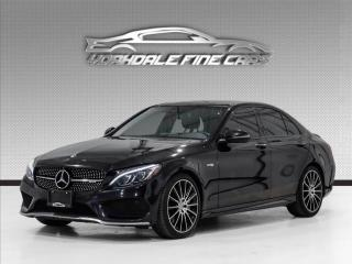 Used 2018 Mercedes-Benz C-Class AMG C 43 4MATIC Performance Exhaust, 360 Camera, Burmester for sale in Concord, ON