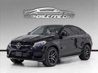 Used 2017 Mercedes-Benz GLE-Class AMG GLE43 4MATIC Coupe Intelligent Drive Pkg, Loaded for sale in Concord, ON