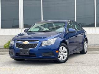 Used 2012 Chevrolet Cruze 4DR SDN LT TURBO for sale in Mississauga, ON