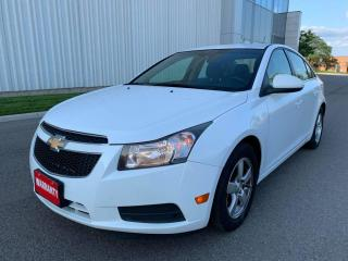 Used 2012 Chevrolet Cruze 4dr Sdn LT Turbo+ w/1SB for sale in Mississauga, ON