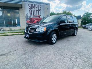 Used 2012 Dodge Grand Caravan 4DR WGN for sale in Barrie, ON