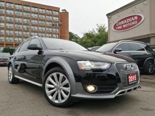 Used 2015 Audi A4 Allroad ALL ROAD | LEATHER | ROOF | AWD for sale in Scarborough, ON