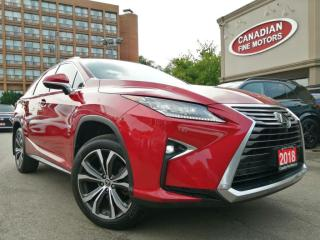 Used 2018 Lexus RX 350 7 PASS | NAVI | CAM | ROOF | AWD | BSM | PDC | for sale in Scarborough, ON