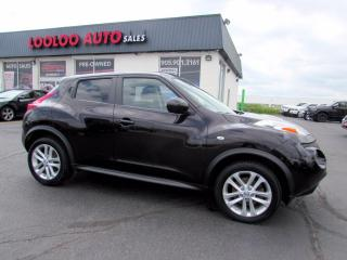 Used 2014 Nissan Juke S AUTOMATIC NO ACCIDENT BLUETOOTH CERTIFIED for sale in Milton, ON