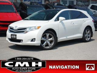 Used 2016 Toyota Venza Base  NAV CAM ROOF LEATH HTD-SEATS 20-AL for sale in St. Catharines, ON