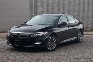 Used 2020 Honda Accord Hybrid CVT One Owner, Apple CarPlay for sale in St. Catharines, ON