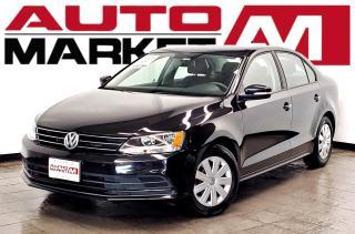 Used 2015 Volkswagen Jetta Trendline   Certified!HeatedSeats!WeApproveAllCredit! for sale in Guelph, ON