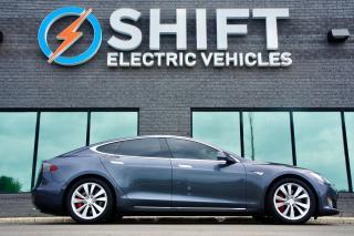 Used 2014 Tesla Model S P90D AUTOPILOT, HIFI SOUND, REAR CONSOLE for sale in Oakville, ON