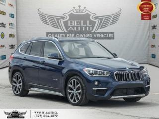 Used 2017 BMW X1 xDrive28i, AWD, PanoRoof, RearCam, NoAccident, Leather, HeatedSeats for sale in Toronto, ON