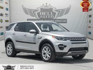 Used 2016 Land Rover Discovery Sport HSE, 4WD, Navi, 7Pass, SkyView, RearCam, Sensors for sale in Toronto, ON