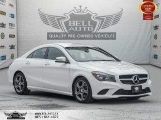 Used 2014 Mercedes-Benz CLA-Class CLA 250, NoAccident, MemoSeats, CruiseControl for sale in Toronto, ON