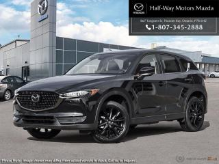 New 2021 Mazda CX-5 Kuro Edition for sale in Thunder Bay, ON