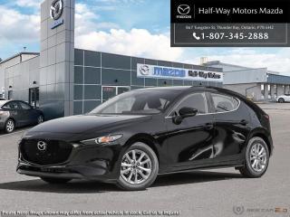 New 2021 Mazda MAZDA3 Sport GX for sale in Thunder Bay, ON