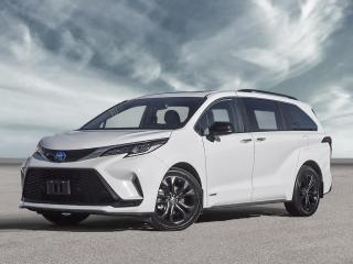 New 2021 Toyota Sienna XSE TECHNOLOGY 7 PASSENGER for sale in North Bay, ON