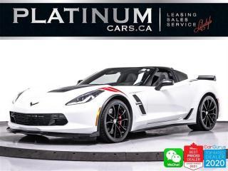 Used 2019 Chevrolet Corvette Grand Sport 2LT, CAM, NAV, HEATED, BLUETOOTH for sale in Toronto, ON