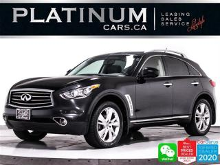 Used 2012 Infiniti FX35 V6 303HP, CAM, HEATED, SUNROOF, BT, AUX for sale in Toronto, ON