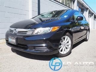 Used 2012 Honda Civic EX-L for sale in Richmond, BC