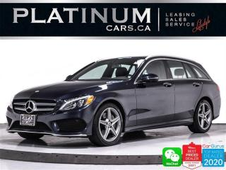 Used 2018 Mercedes-Benz C-Class C300 4MATIC, CAM, NAV, HEATED, BLUETOOTH for sale in Toronto, ON