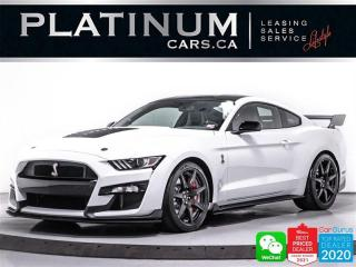 Used 2020 Ford Mustang Shelby GT500 760HP, GOLDEN TICKET, CARBON,TECH PKG for sale in Toronto, ON
