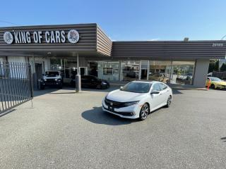 Used 2019 Honda Civic Touring for sale in Langley, BC
