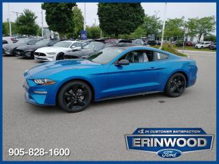 New 2021 Ford Mustang EcoBoost for sale in Mississauga, ON