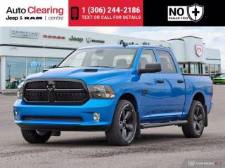 New 2021 RAM 1500 Classic Express for sale in Saskatoon, SK