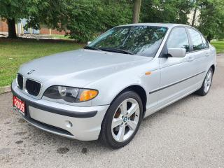 Used 2005 BMW 3 Series 325xi 4dr Sdn AWD for sale in Mississauga, ON