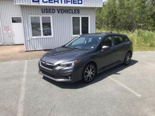 Used 2019 Subaru Impreza Sport for sale in Amherst, NS