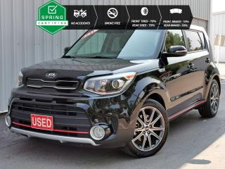 Used 2018 Kia Soul SX Turbo NO ACCIDENTS, SMOKE-FREE, ONE OWNER, TIRES WITH 70% TREAD LEFT for sale in Cranbrook, BC