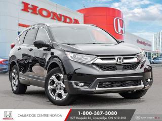 Used 2019 Honda CR-V EX-L APPLE CARPLAY™ & ANDROID AUTO™   REARVIEW CAMERA   POWER SUNROOF for sale in Cambridge, ON