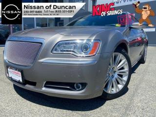 Used 2014 Chrysler 300 300C Luxury Series for sale in Duncan, BC