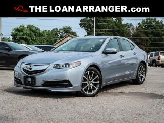 Used 2015 Acura TL for sale in Barrie, ON