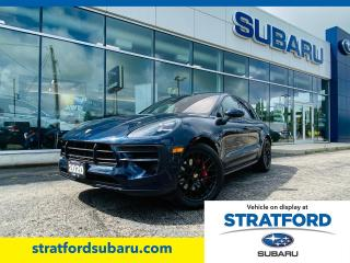 Used 2020 Porsche Macan GTS for sale in Stratford, ON