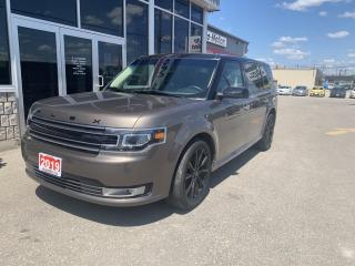 Used 2019 Ford Flex limited for sale in Chatham, ON