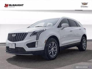 New 2021 Cadillac XT5 AWD Premium Luxury 3.6L for sale in Winnipeg, MB