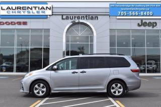 Used 2018 Toyota Sienna for sale in Sudbury, ON