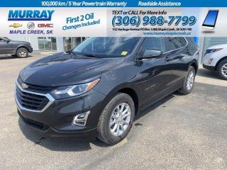 New 2021 Chevrolet Equinox LT for sale in Maple Creek, SK