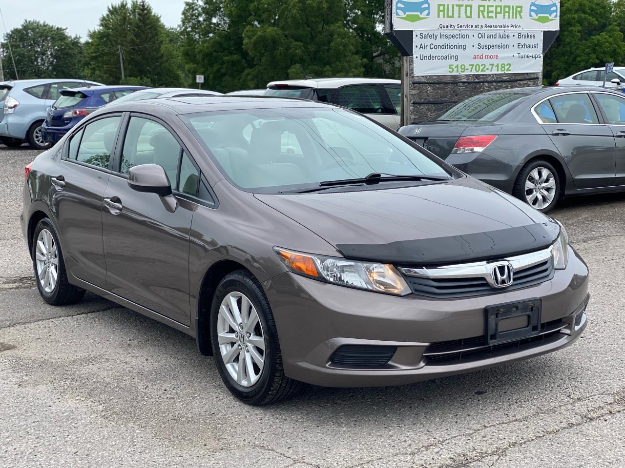 2012 Honda Civic EX 2 SETS OF TIRES