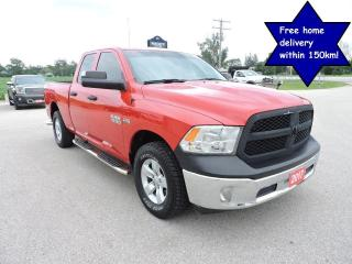 Used 2017 RAM 1500 SXT Hemi 5.7L 4X4 No rust Only 105000 km for sale in Gorrie, ON
