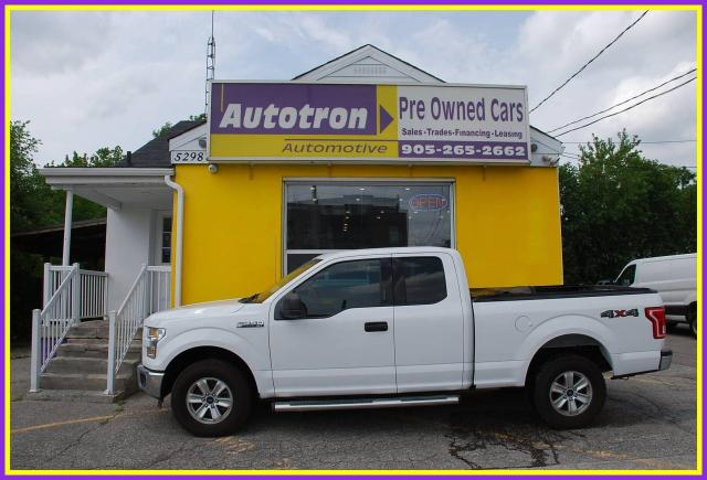 2015 Ford F-150 2015 Ford F-150 XLT EXT CAB 6.5