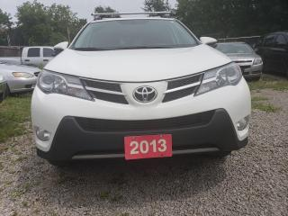 Used 2013 Toyota RAV4 XLE for sale in Scarborough, ON
