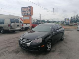 Used 2006 Volkswagen Jetta LEATHER*ROOF*ALLOYS*MANUAL*AS IS SPECIAL for sale in London, ON