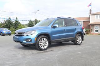 Used 2017 Volkswagen Tiguan Wolfsburg Edition for sale in Conception Bay South, NL