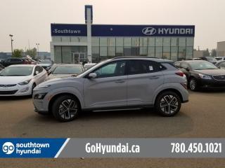 New 2022 Hyundai KONA Electric PREFERRED for sale in Edmonton, AB