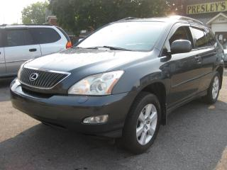 Used 2006 Lexus RX 330 4WD Sunroof Htd Leather AC PL PM PW Cruise for sale in Ottawa, ON